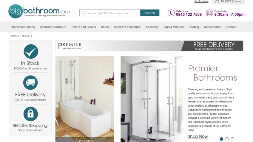 Premier-Showers