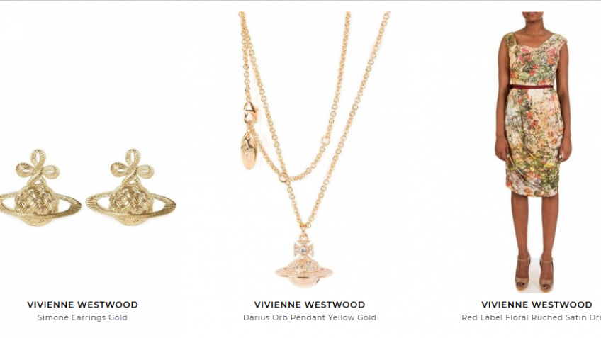 Fashion By Vivienne Westwood