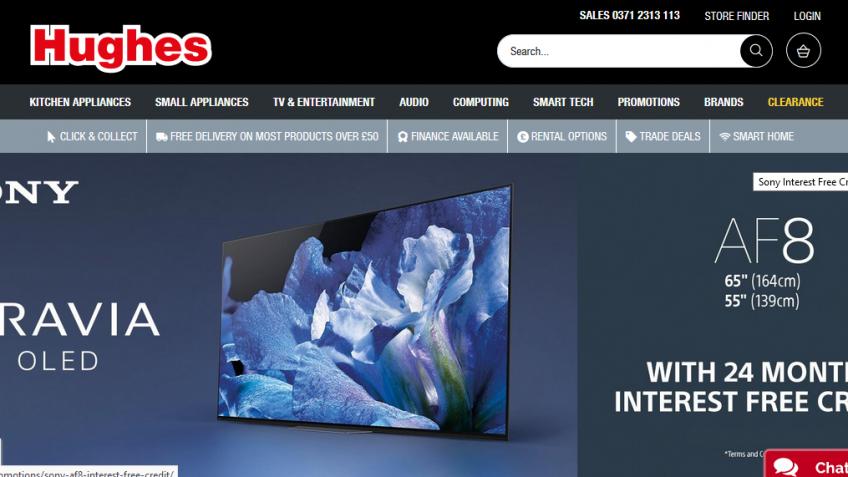 Hughes-Sony-offer