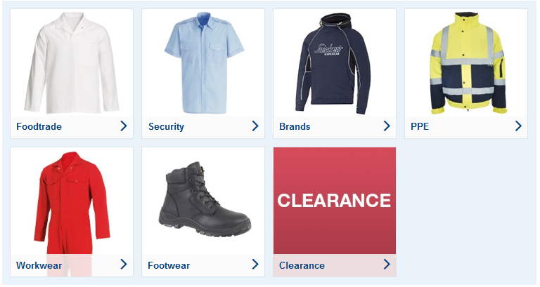 Workwear Clothing