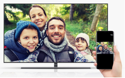 FREE Samsung Galaxy S9 with QLED TV