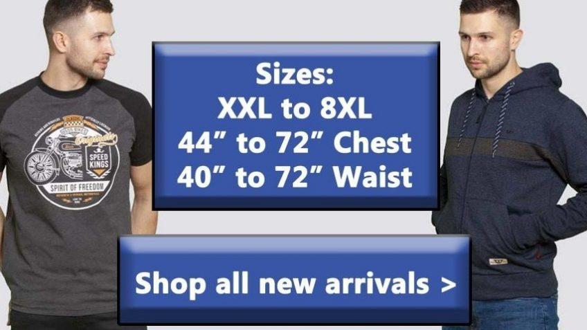 XXXL Menswear