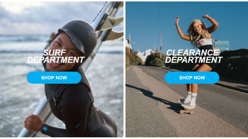 Surf Clothing Equipment