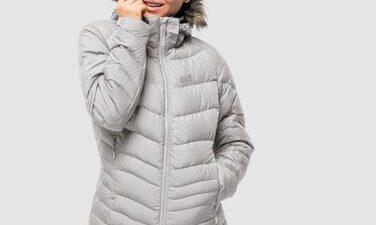 SELENIUM BAY Windproof down jacket